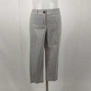 Ann Taylor Loft Size 2 Petite Original Crop Pants